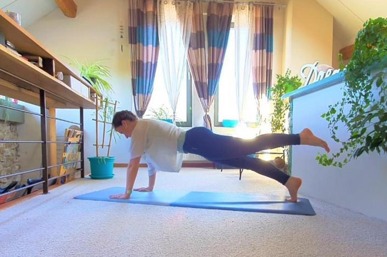 cours fitness abdos-dos-périnée