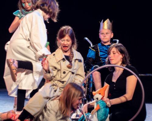 Session Théâtre